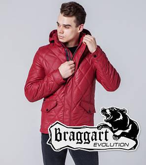 Braggart Evolution 1489 | Мужская ветровка красная, фото 2