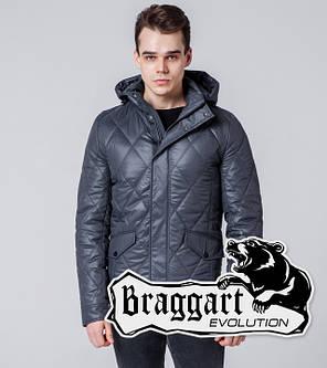 Braggart Evolution 1489 | Мужская ветровка темно-серая, фото 2