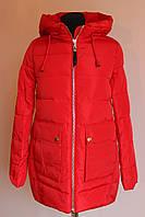 Куртка зимняя женская холлофайбер