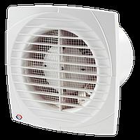 Витяжний вентилятор Вентс Д 100, Зворотній клапан+Двигун на підшипниках кочення