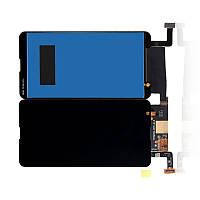 Sony Xperia E4g E2003 дисплей в зборі з тачскріном модуль чорний