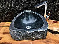 Раковина з натурального граніту Cat's eye, фото 1