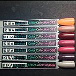 Гель-лак Kira Nails №071 (бежево-коричневый с микроблеском), фото 3