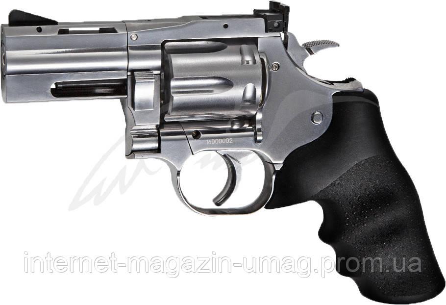 "Револьвер пневм. ASG DW 715 Pellet, 2.5"" 4,5 мм"