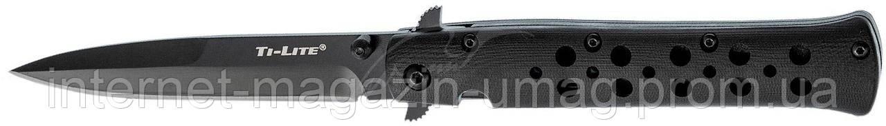 "Нож Cold Steel Ti-Lite 4"", S35VN, G10"
