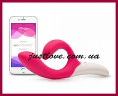 Смарт вибратор We-Vibe Nova Rabbit с приложением