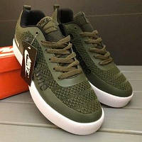 Кроссовки мужские Nike x Supreme цвет Хакки