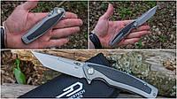 Нож Bestech PREDATOR (BT1706B) - титановый хищник