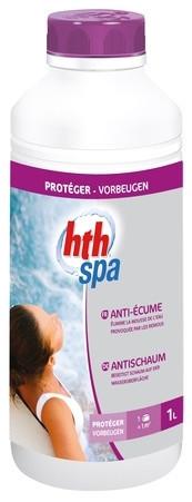 Антипена HTH Anticume для SPA бассейнов (1 л)