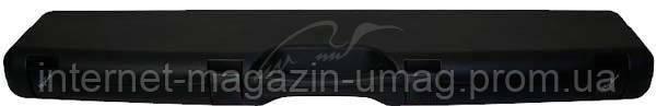 Кейс MEGAline оружейный 97x25x10 пластиковый, черный,клипсы ц:черный