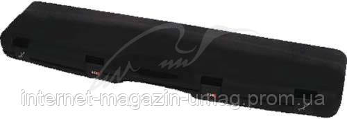 Кейс MEGAline оружейный 110x25x11 пластиковый, черный,кодовый за ц:черный