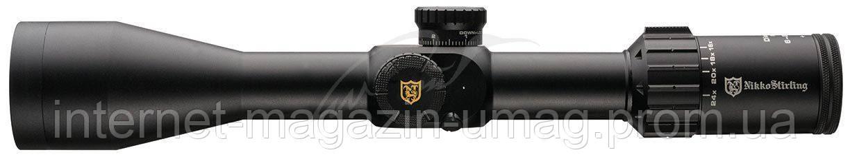Прицел Nikko Stirling Diamond FFP 6-24х50 PRR 30 mm подсветка