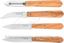 """Набор ножей Opinel """"Les Essentiels"""" Olive"""