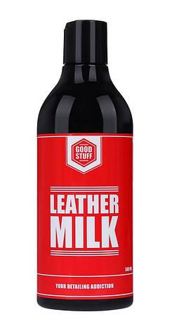 Leather Milk средство для пропитки и защиты кожи с матовым эффектом (500 мл), фото 2