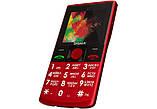 Мобильный телефон Sigma mobile Comfort 50 Solo red  (1650mAh) (официальная гарантия), фото 3