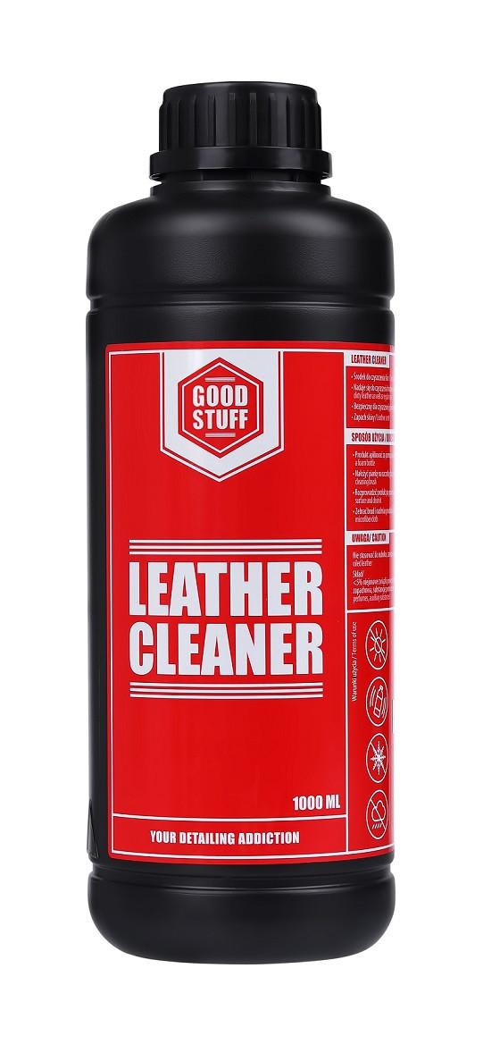 GoodStuff Leather Cleaner очиститель кожанной отделки салона (1 литр)