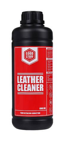 GoodStuff Leather Cleaner очиститель кожанной отделки салона (1 литр), фото 2