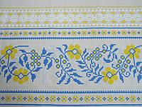 Ткань для пошива постельного белья бязь Соло Вышиванка, фото 1