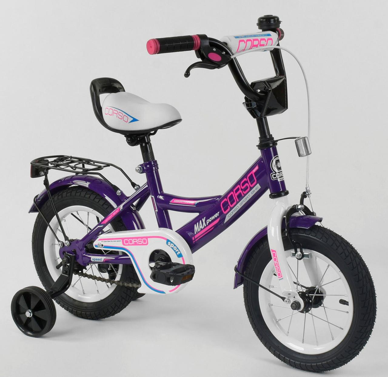 """Детский двухколесный велосипед Corso 14"""""""