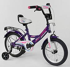 """Детский двухколесный велосипед Corso 14"""", фото 2"""