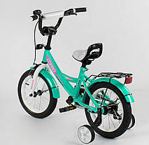"""Детский двухколесный велосипед Corso 14"""", фото 3"""