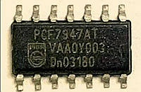 Транспондер ключей PCF7947AT ID46 PHILLIPS CRYPTO PCF7947 под пайку на плату ключа (чистый разлоченный).