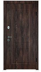 """Входная дверь для улицы """"Портала"""" (Премиум Vinorit) ― модель Милан"""