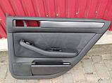 Карта обшивка двери  задняя правая Audi A6 C5  4B0867306, фото 2
