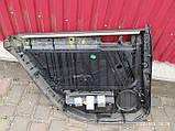 Карта обшивка двери  задняя правая Audi A6 C5  4B0867306, фото 3