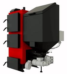 Котлы с автоматической подачей топлива