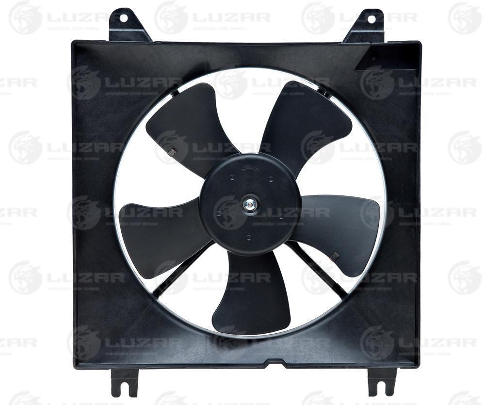 Радиатор кондиционера Авео /T255 (08-) с ресивером Luzar LFc 0564 96553376 96553242