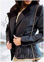 Куртка-жакет 08153 Ледис