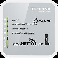 Интернет модуль PLUM ecoNET 300