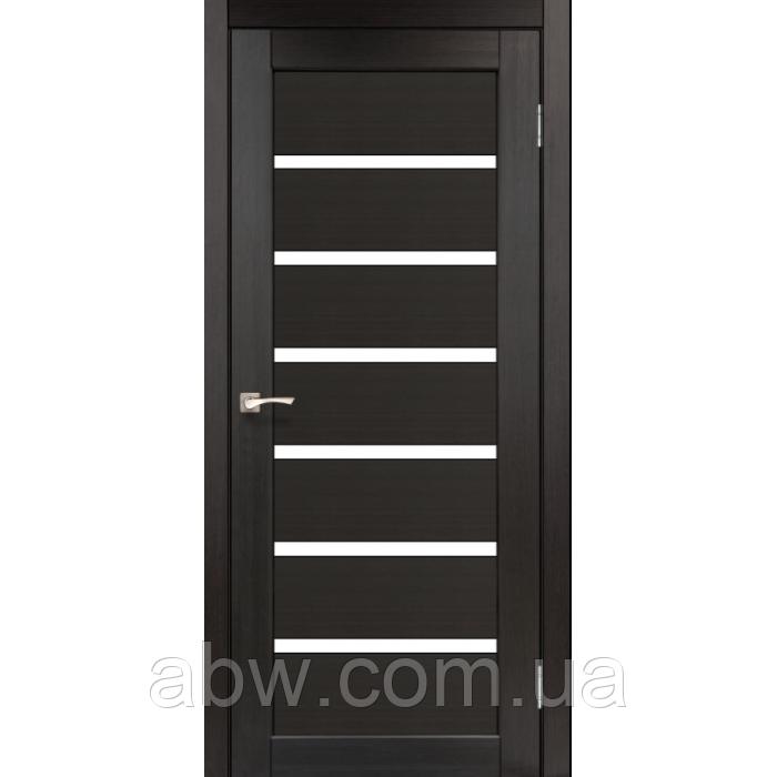 Межкомнатная дверь Korfad PR-01 венге