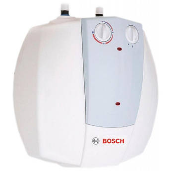 Накопительный водонагреватель 15 литров BOSCH Tronic 2000 15T под мойкой (бойлер)
