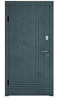 """Входная дверь """"Портала"""" серия Трио ― модель Британика 2 (Три контура)"""