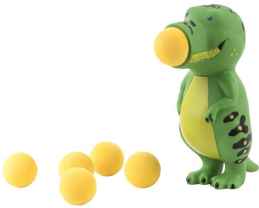 Игровой набор Стреляющий зверек Динозавр Рекс Squeeze Popper (54361)
