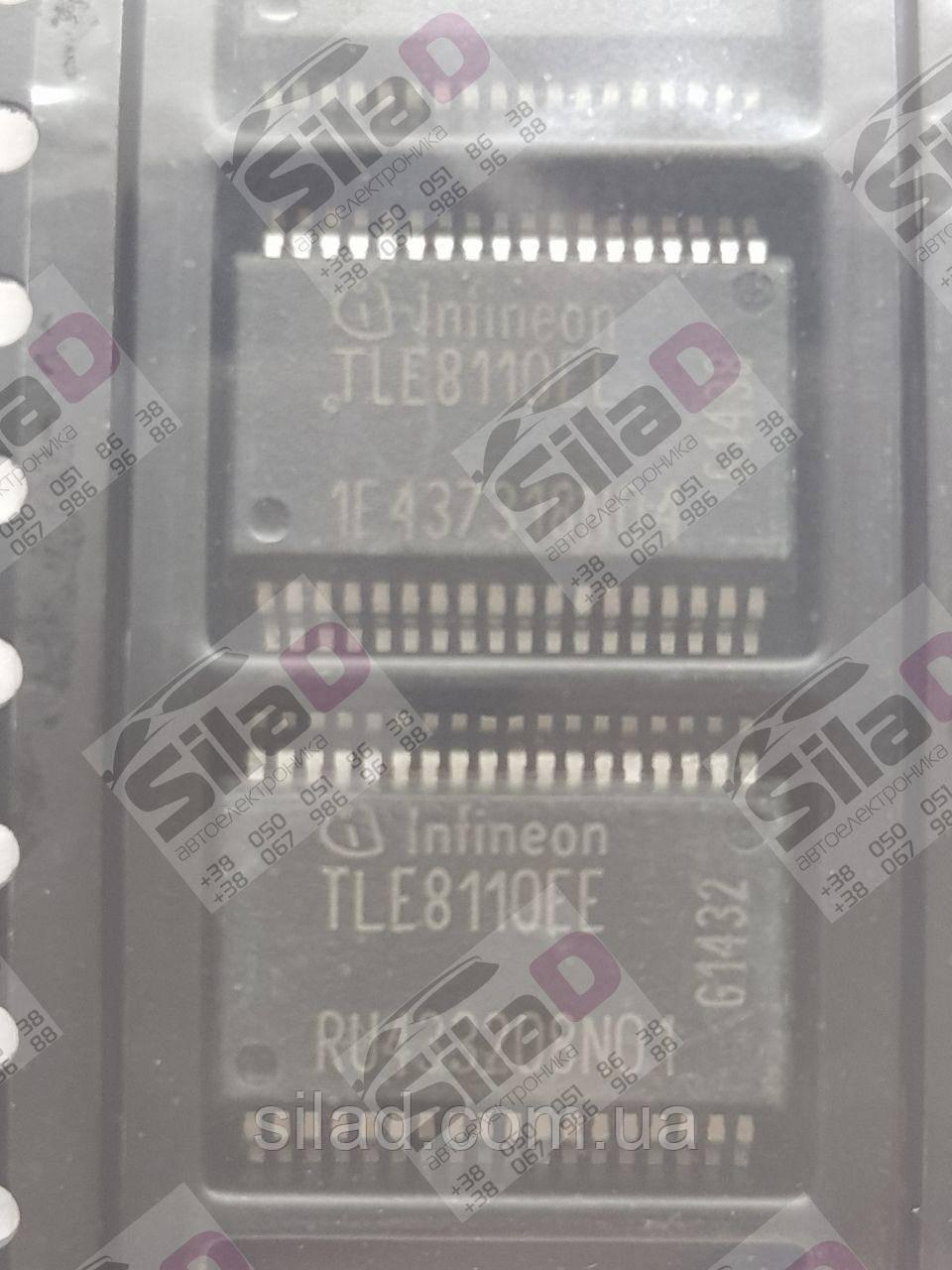 Микросхема TLE8110EE Infineon корпус PG-DSO-36