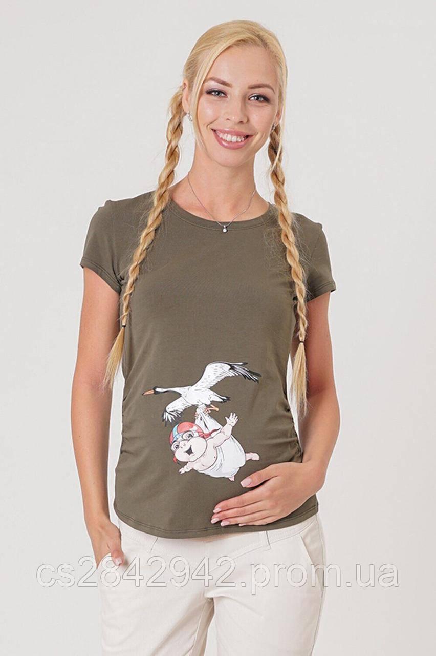 Футболка  для вагітних (футболка для беременных) 2900000336124