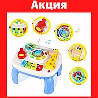 Детский музыкальный центр Развивающая игрушка для требенка от 6 мес