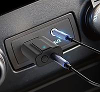 USB Bluetooth 5.0 для ноутбука, ПК, телевизора - передатчик и приемник с разъемом Jack, фото 1