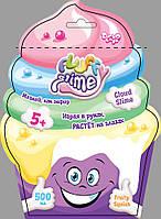 """В'язка маса """"Fluffy Slime"""" пакет 500 г рос/укр. /14/ (FLS-02-01,02-01U)"""