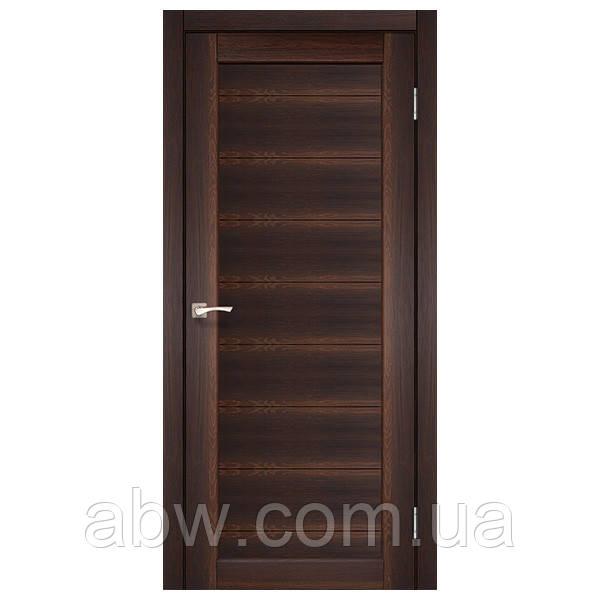 Міжкімнатні двері Korfad PR-05 горіх