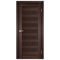 Межкомнатная дверь Korfad PR-05 орех