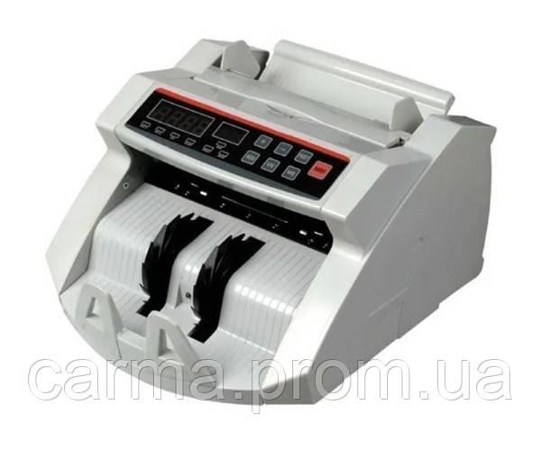 Счетчик банкнот Bill Counter 2108 c детектором UV Белый
