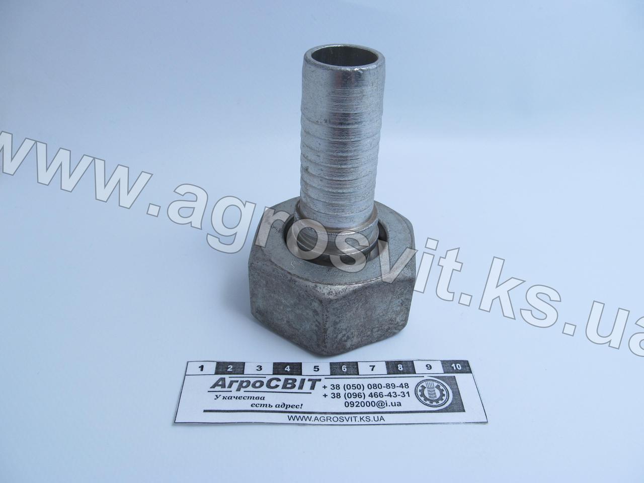 Ниппель DKOS М52х2,0 (под шланг dу=25 мм.)