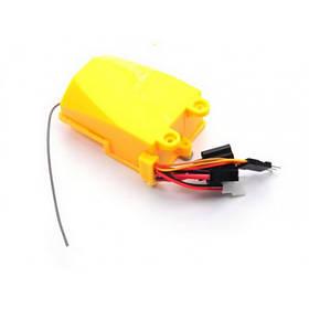 Электроника желтый цвет (запчасть для катера FeiLun FT007)