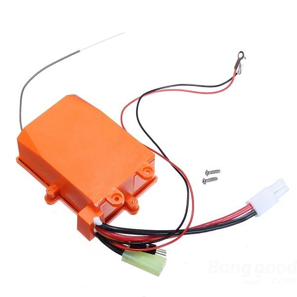 Электроника (запчасть для катера FeiLun FT009)