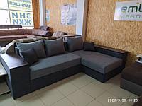 """Угловой диван, мягкий уголок для гостиной """"Новый"""", фото 1"""
