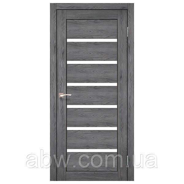 Межкомнатная дверь Korfad PR-01 дуб марсела
